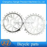 Chromed Sprocket 25T for BMX Park Street Single Speed Bikes