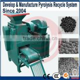 Waste tyre refinging carbon black processing pellet machine