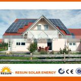 full set all in one solar energy off-gird system 5kw for home or industry use price from China