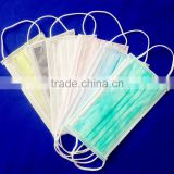 disposable dustproof face mask 3 ply medical grade factory price wholesaler