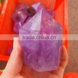 Wholesale Big Amethyst Geodes Points Crystal Healing Wand
