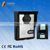 Video Door Phone And Waterproof Outdoor Monitor Doorbell For Home Security System Manufacture