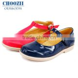 Choozii Wholesale Fancy Kids Leather Party Dress Girls Belly Dance Children Ballerina Shoe Mary Jane Shoes