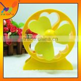 Baby safe desk stand mini electric Fan Summer Cooling rechargable Fan Hot sale Baby Fan