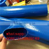 "1""--12""UV Stabilised TPU layflat hose,tpu flexible hose,oil transfer lay flat hose"