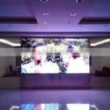 Hjy p8 advertising screen indoor full color led display / video photo xxx sexy girl price of p8 led screens in China