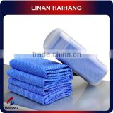 China manufacturer pva composite embossed logo synthetic chamois cool sports towel, sports cool towel