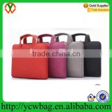Factory supply business tote bag neoprene laptop bag