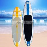 25psi 12.6' double layer drop stitch inflatable light sup paddle board for easy carry