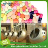 Cheap price stainless steel bubble gum sugar coating machine