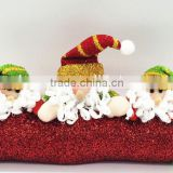 Wholesale christmas decoration, party decoration, christmas door stop
