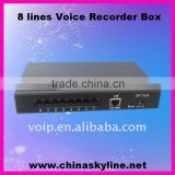 telephone voice call recording device