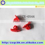 High quality ZHIXIA Brand auto body clips retainers/Automobile Plastic Fastener/Car plastic retainer
