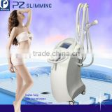 2013 Top selling PZ807 with Vacuum RF roller massage velashape slimming machine