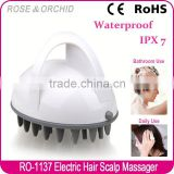 As seen on tv battery operated acupressure vibrator massage machine for gift promotion