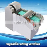 Hot selling sweet potato leaf stems cutting shred/Asparagus cutting cube,rhombic machine price