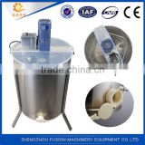 Hot Sale Stainless Steel 3 /4 / 6/ /8 /12 Frames Electric Honey Bee Extractor/Honey Extractor