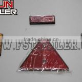 Multiple shapes of Warning light reflector for sale