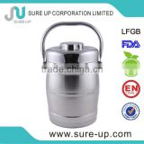 stainless steel coffee container,beautiful food grade container,travel food containers(CSUS)