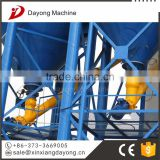 Tubular screw conveyor