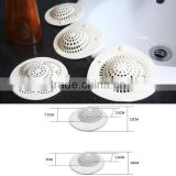 Hot! New design practical silicone kitchen sink strainer and waste / bathroom sink drain strainer