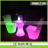 waterproof bar stool 160 colors for event rgb led recessed light
