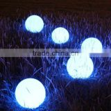 waterproof floating ball shell durable PE plastic LED lampshade