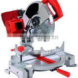 "255mm 10"" 1800W Power Wood Aluminum Cutting Saw Electric Belt Drive Compound Miter Saw GW8023"