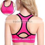 Hot Sale High Quality Ladies Sexy Sport Bra Leisure Comfortable Body Shaping Yoga Bra