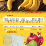TPBI Taiwan high quality brown banana packaging bag banana protection bag banana wrapping paper bag