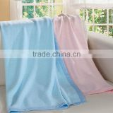 Bamboo blanket for summer cool bamboo blanket, bamboo baby blanket of bamboo blanket factory