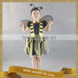 Pretty Bumble Bee Costume Dress for girls costume Halloween kids dresses