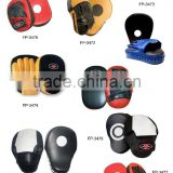 LEATHER PUNCHING KICKING PALM PAD TARGET MITT GLOVE FOR FOCUS TRAINING PADS