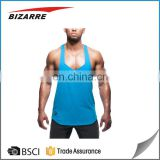 Vest With Extreme Racer Back/Personalized Custom mens string Gym Singlets/Printing your logo custom men's gym singlet