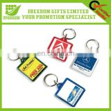 Personalized Promotional Acrylic Key Ring
