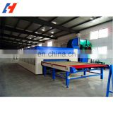 Popular Horizontal Toughened/Tempered Glass Making Machine For Toughening Glass