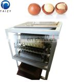 high efficiency Semi Automatic  macadamia nuts craker wholesale macadamia drying machine macadamia nuts buyer