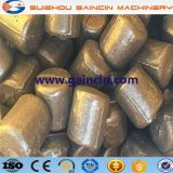 low breakage and wearing rate grinding media casting steel cylpebs, steel grinding media balls