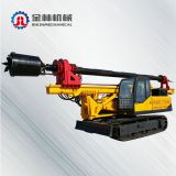 Mobile Water Well Drilling Rigs 2000mm Piling Diameter Sany