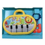 Preschool Learning Musical Instruments Piano Kids Keyboard Music Toy