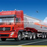 DFD4251G1 Dongfeng 6x4 truck tractor and 44000L fuel tank semi-trailer