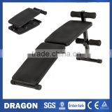 New and Hot Adjustable Sit Up Abdominal Bench SUB53 Press Weight Gym Ab Exercise Fitness Decline