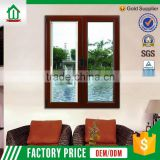 Hot Sale Modern Style Custom Fitted Metal Window Design