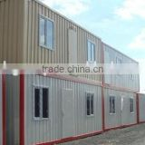 ISO sea 20ft shipping container house container hotel for living china supplier