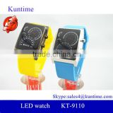 2014 new aviation led watch best gift for teenagers