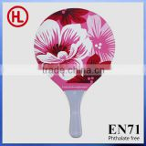 colorful Hot sale OEM high quality Wooden carbon Beach Tennis Racket /beach paddle set with beac ball wholesale                                                                         Quality Choice