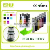 Factory Price Electronic Cigarette EGO CE4 Blister Card Single E Cig Starter Kits with low price