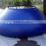 Portable PVC Onion Water Bladder Tank
