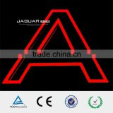 red light acrylic led alphabetical lighted sign <b>sichuan</b> jaguar