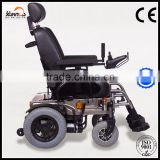 manual electric wheelchair for elderly